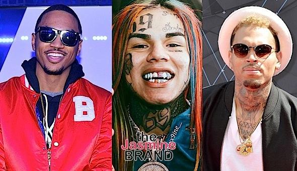 Tekashi6ix9ine – Fans Say I Look Like Chris Brown & Trey Songz
