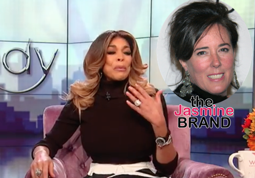 Wendy Williams Bursts Into Tears Over Kate Spade Suicide [VIDEO]
