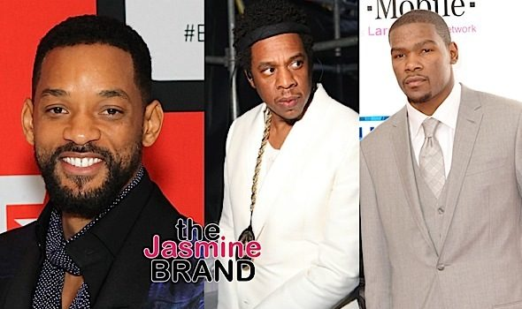 Jay-Z, Will Smith, Kevin Durant Invest In Life Insurance Company