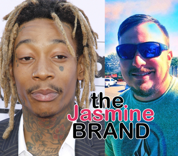 EXCLUSIVE: Wiz Khalifa Denies Stealing Music From Unknown Rapper