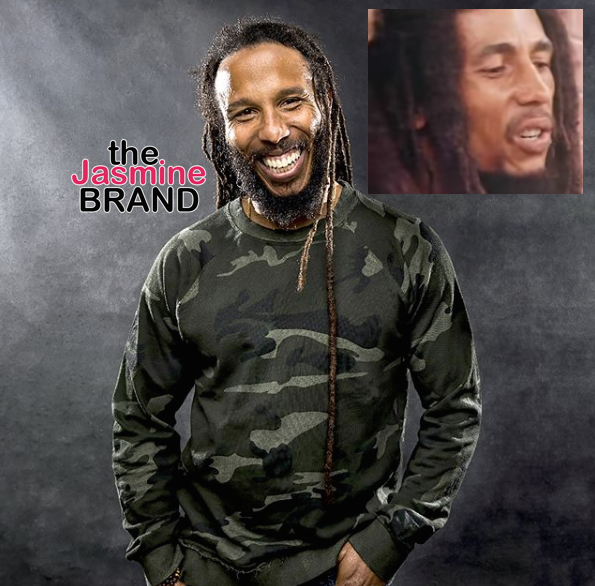 Bob Marley's Son Ziggy Marley Started Smoking Weed At 9 & His Dad Approved: It Wasn't Something To Hide From Kids