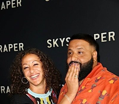 DJ Khaled Hosts 'SkyScraper' Screening: Laura Govan, Sugar Shane Mosely, Bre-Z Attend