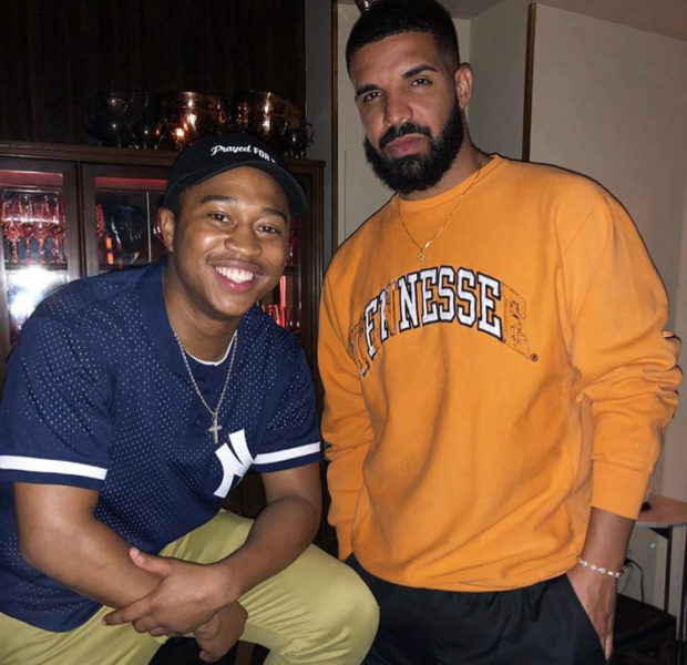 "Drake Meets Shiggy For The 1st Time, Acknowledges He Helped Make ""In My Feelings"" #1"