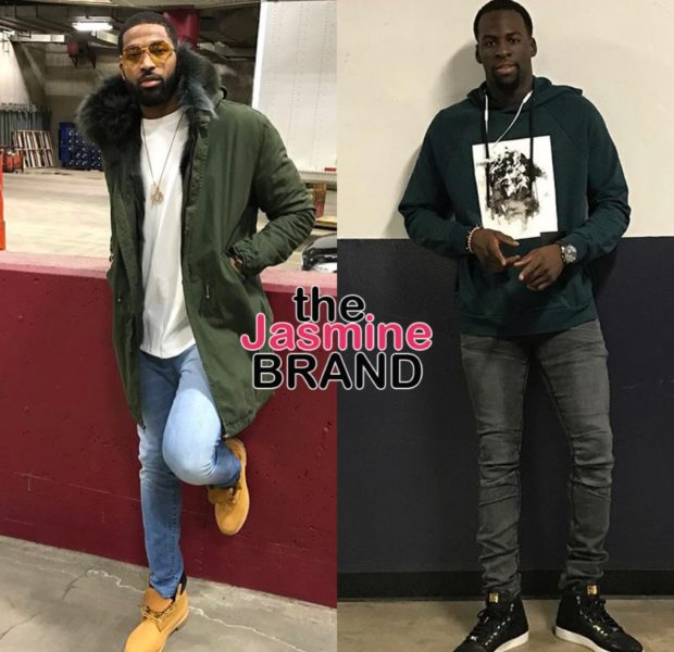 Tristan Thompson & Draymond Green Allegedly Get Into A Fight At LA Nightclub