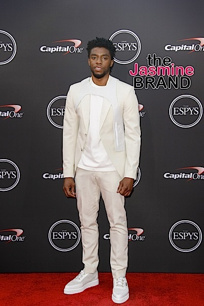 Chadwick Boseman To Star In 'Yasuke', Playing 1st African Samurai In Japan