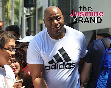 Magic Johnson Quit Lakers Job Over Cryptic Emails Criticizing His Work Performance