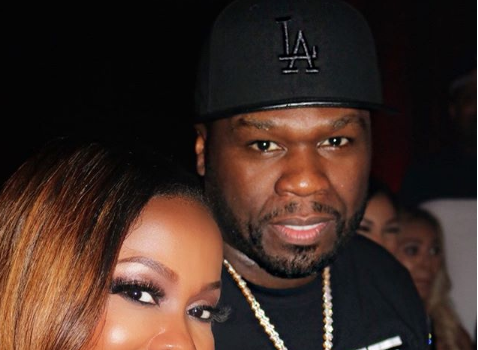 Phaedra Gushes Over 50 Cent – He'll Have You Sprung For 20 Years