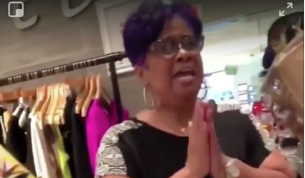 LHHAtl's Rasheeda's Mom Confronted By Angry Fan For Not Taking Photo Without Purchase: You're A B*tch!