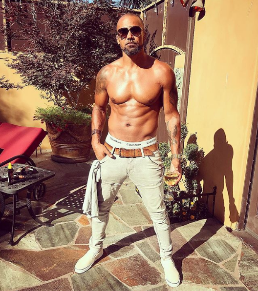 Shemar Moore – I'm 48 & Ripped!