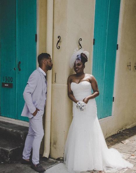 Singer Ledisi Gets Married!