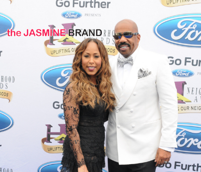 Marjorie Harvey Kills Rumors That She & Steve Harvey Are Getting A Divorce