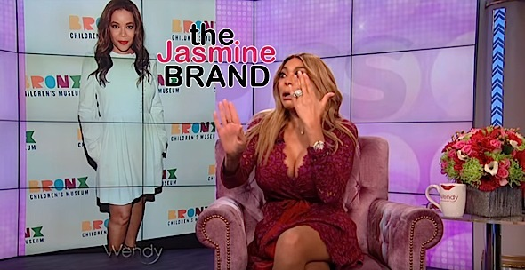 Wendy Williams Bursts Into Tears Over Racism – I'm Black In America! [VIDEO]
