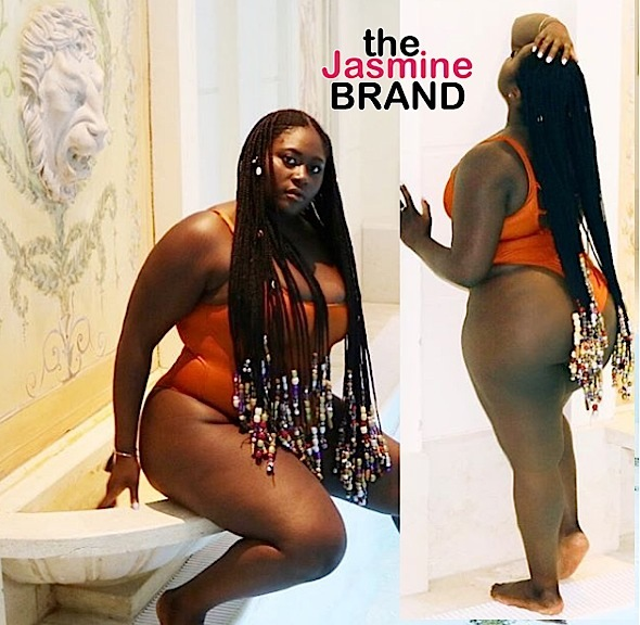 Danielle Brooks Turns Heads In Revealing Bathing Suit [Stop & Stare]