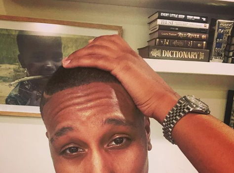 Lena Waithe Cuts Off Signature Dreadlocks [Photos]