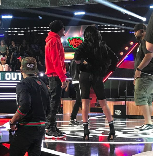Azealia Banks In Tears After Appearing On Nick Cannon's Wildin' Out
