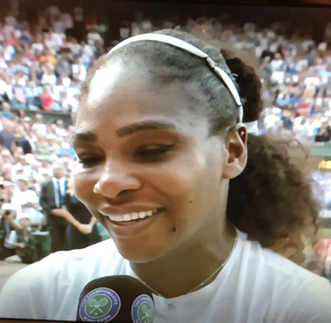 Serena Williams Gets Emotional After Wimbledon Loss – I Was Playing For All The Moms Out There