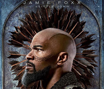 Jamie Foxx Stars In 'Robin Hood' [VIDEO]