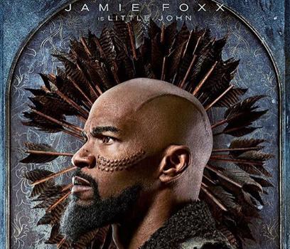 Jamie Foxx Stars In 'Robin Hood' [VIDEO]