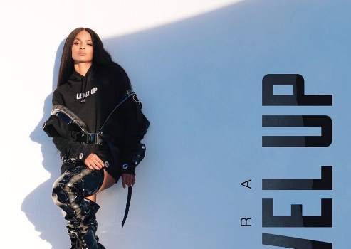 Ciara Ends 3 Year Music Hiatus, Releases 'Level Up' [New Music]
