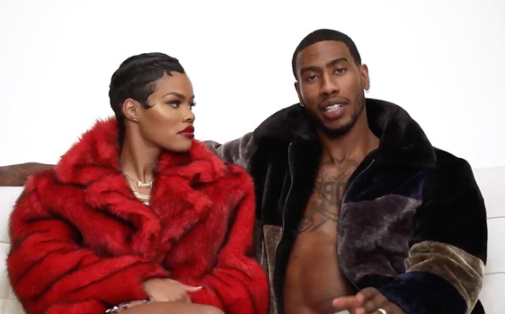 EXCLUSIVE: Teyana Taylor & Iman Shumpert Reality Show Renewed, Filming For 2nd Season Underway