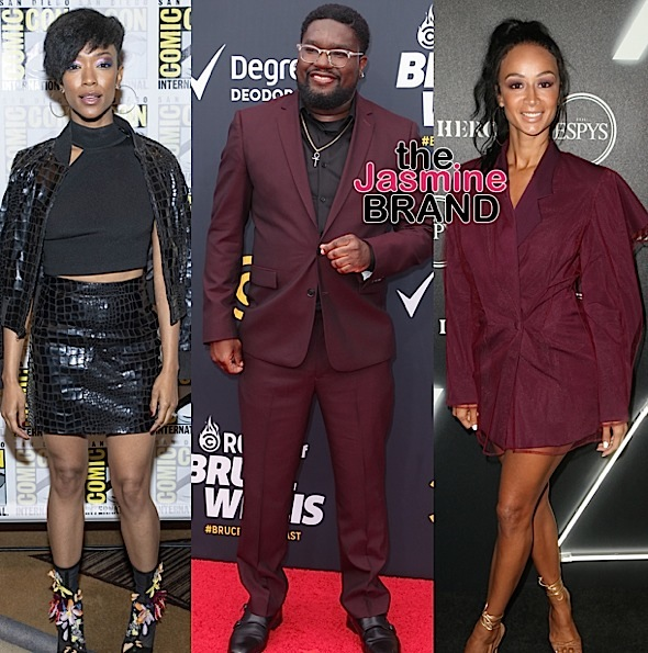 Tyga, Niecy Nash, Sonequa Martin-Green, Lil Rel Howery, Draya Michele [Celebrity Stalking]