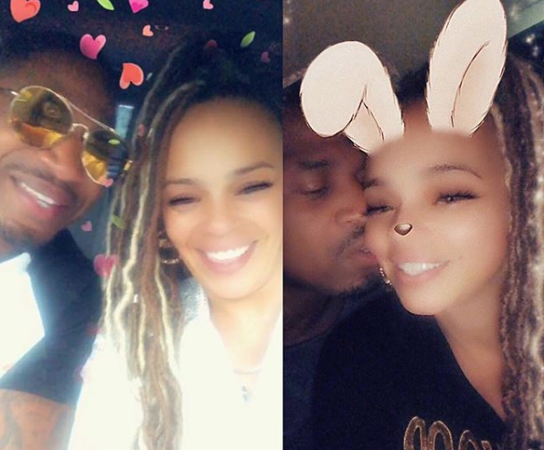 Faith Evans & Stevie J Confirm Marriage