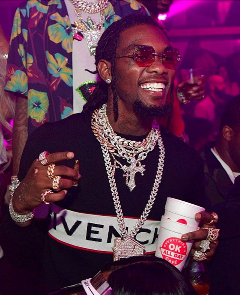 Offset Attorney Believes His Recent Arrest Was Racially Motivated