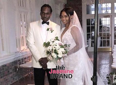 Pusha T Marries Longterm Girlfriend Virginia: Kanye West, Kim Kardashian, Pharrell, Trey Songz Attend [Photos]
