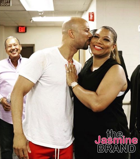 "Common & Queen Latifah – We Want A ""Just Wright"" Movie Sequel!"