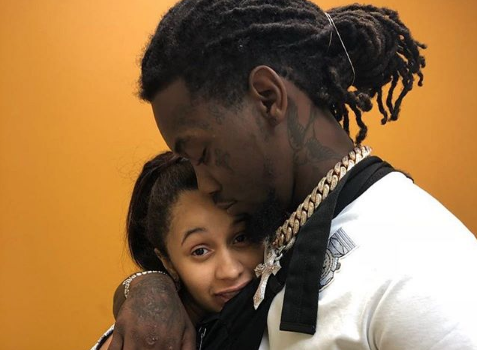 Cardi B Announces Offset's Release After Arrest: He's Not On Probation!