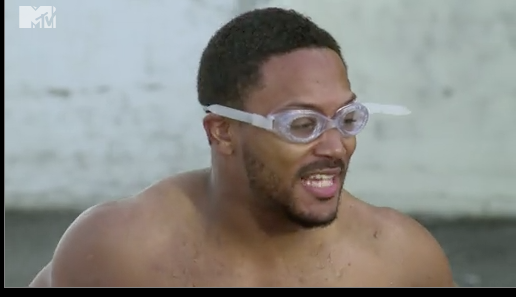 EXCLUSIVE CLIP: Romeo To Appear On 'Celebrity Fear Factor'