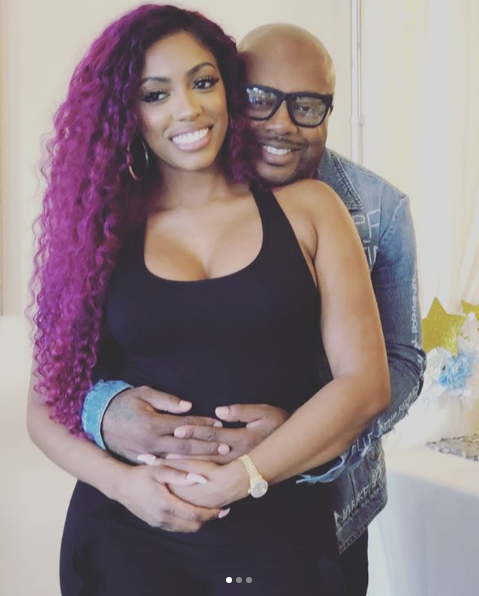 EXCLUSIVE: RHOA's Porsha Williams Preparing To Announce Pregnancy