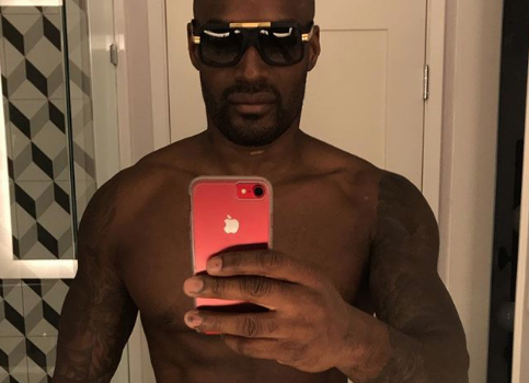 Tyson Beckford Pulls Down Underwear, Teases Eggplant & New Tan