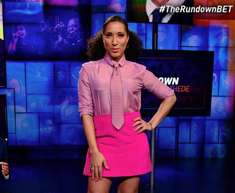 BET Cancels 'The Rundown With Robin Thede' Late Night Comedy