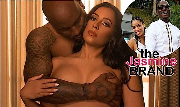 Tyrese Takes Slight Jab At Ex Wife When Debuting Maternity Photos