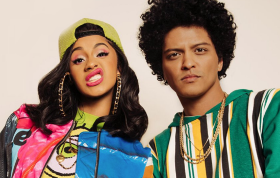 Cardi B & Bruno Mars Collaborating On New Song