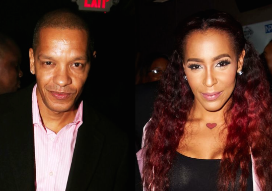 Amina Buddafly To Peter Gunz: I'm Disappointed w/ You As A Father!