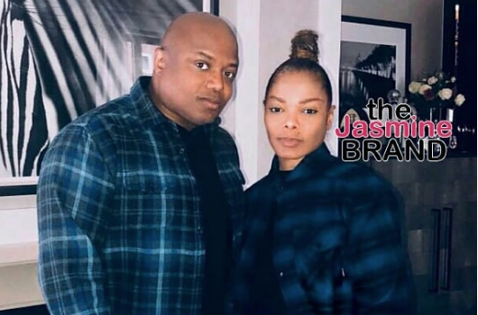 Janet Jackson & Brother Randy Jackson Are Twinning!