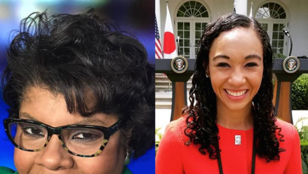 White House Reporter April Ryan Says A Black Journalist Told Her She Only Gets Called On Because She's Black