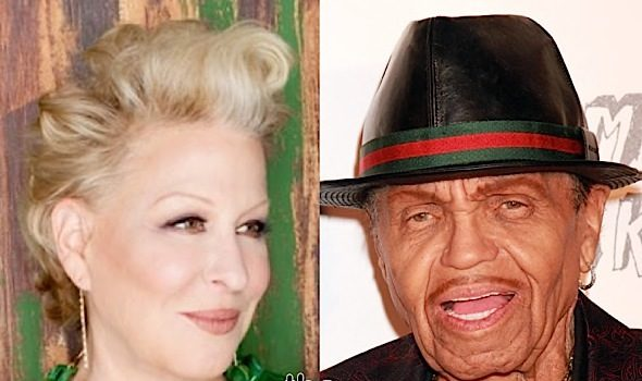 Bette Midler – I'm Glad Joe Jackson Is Dead!
