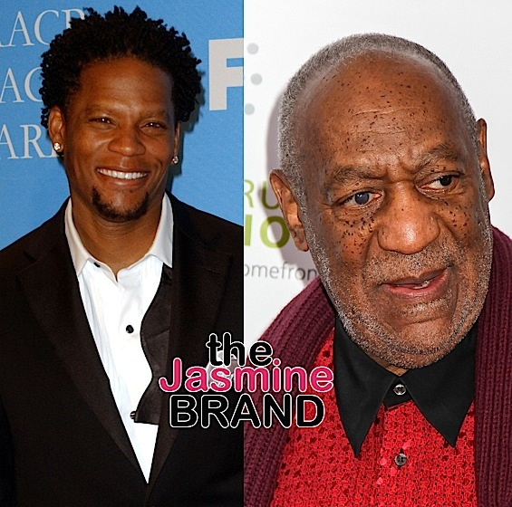 D. L. Hughley Recalls Confrontation With Bill Cosby