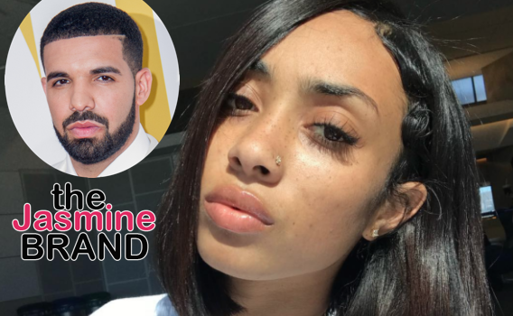 "Drake's ""KiKi"" Has Been Revealed & It Appears She Loves Him And Is Definitely Riding"