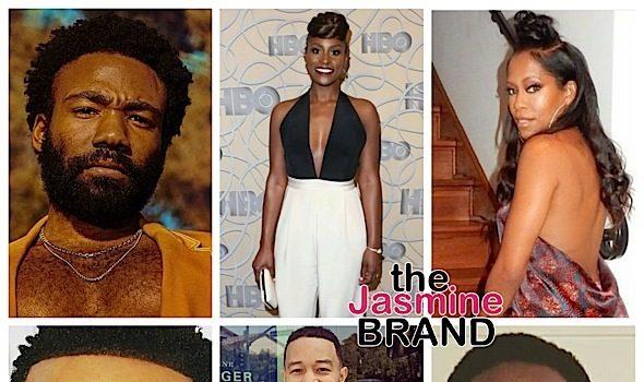 Issa Rae, Donald Glover, John Legend,Sterling K. Brown Land Emmy Nominations + See Full List