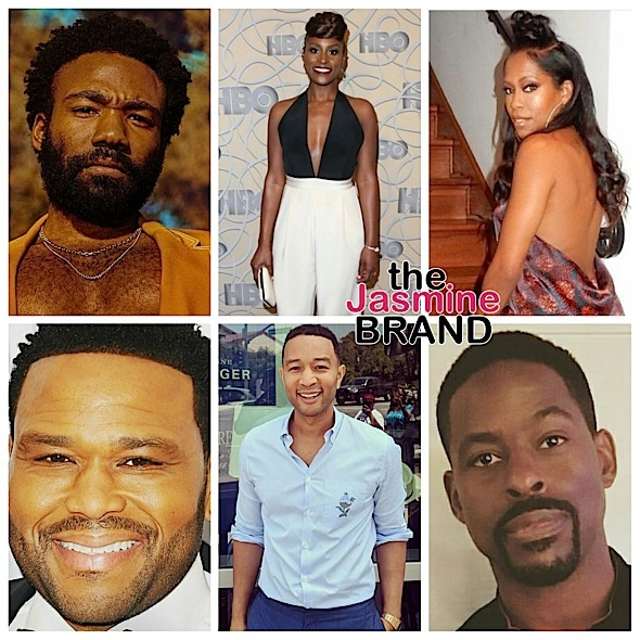 Issa Rae, Donald Glover, John Legend, Sterling K. Brown Land Emmy Nominations + See Full List