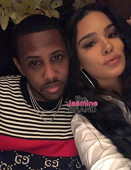 Fabolous Shares Strip Club Date Night Photos W/ Emily B After Shooting Down Rumors Of Being Unfaithful