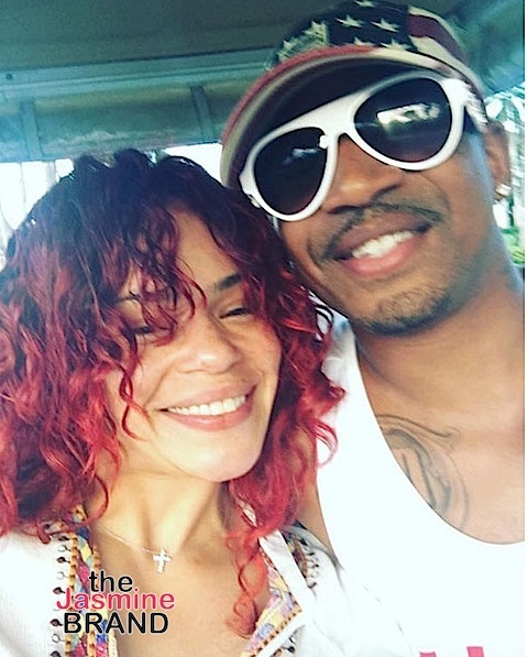 Stevie J Gets Wife Faith Evans Name Tattooed On His Face [VIDEO]