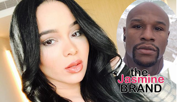 Floyd Mayweather Expecting A New Baby, Former Girlfriend Bad Medina Shades His Baby Mamas