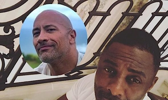 """Idris Elba Will Star As Villain In The Rock's """"Fast & Furious"""" Spinoff"""