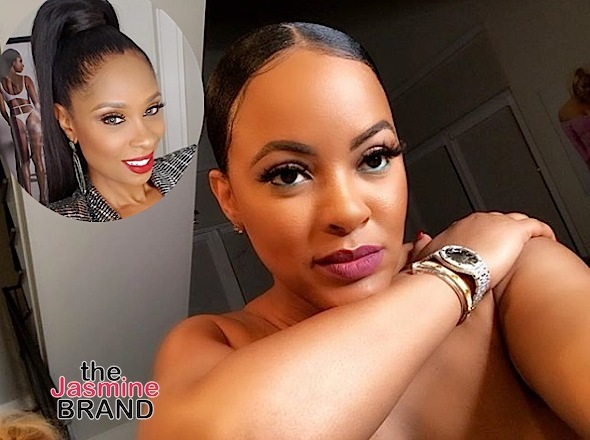 Basketball Wives Star Malaysia Pargo Throws A Table At Jennifer Williams