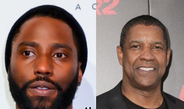 Denzel Washington's Son John David Didn't Tell Him About His Acting Aspirations Until He Landed His 1st Major Role